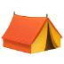 ⛺ tent Emoji on Samsung Platform