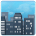 🏙️ cityscape Emoji on Samsung Platform