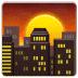 🌇 sunset Emoji on Samsung Platform