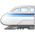 🚅 bullet train Emoji on Samsung Platform