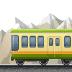 🚞 mountain railway Emoji on Samsung Platform