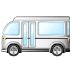 🚐 Minibus Emoji on Samsung Platform