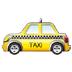 🚕 taxi Emoji on Samsung Platform