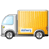 🚚 delivery truck Emoji on Samsung Platform