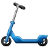 🛴 kick scooter Emoji on Samsung Platform