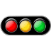 🚥 horizontal traffic light Emoji on Samsung Platform