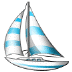 ⛵ Sailboat Emoji on Samsung Platform