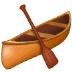 🛶 canoe Emoji on Samsung Platform