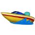 🚤 speedboat Emoji on Samsung Platform