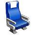 💺 seat Emoji on Samsung Platform
