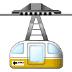 🚡 aerial tramway Emoji on Samsung Platform