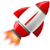 🚀 rocket Emoji on Samsung Platform