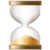 ⌛ hourglass done Emoji on Samsung Platform