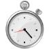⏱️ Stopwatch Emoji on Samsung Platform