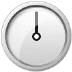 🕛 twelve o'clock Emoji on Samsung Platform