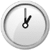 🕐 one o'clock Emoji on Samsung Platform