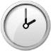 🕑 two o'clock Emoji on Samsung Platform