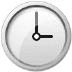 🕒 three o'clock Emoji on Samsung Platform