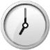 🕖 seven o'clock Emoji on Samsung Platform