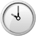 🕙 ten o'clock Emoji on Samsung Platform