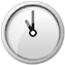 🕚 eleven o'clock Emoji on Samsung Platform