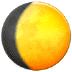 🌔 Waxing Gibbous Moon Emoji on Samsung Platform