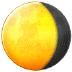 🌖 Waning Gibbous Moon Emoji on Samsung Platform