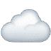 ☁️ cloud Emoji on Samsung Platform