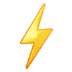 ⚡ High Voltage Emoji on Samsung Platform