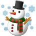 ☃️ snowman Emoji on Samsung Platform