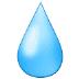 💧 droplet Emoji on Samsung Platform