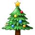 🎄 Christmas tree Emoji on Samsung Platform