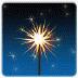 🎇 sparkler Emoji on Samsung Platform