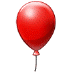 🎈 balloon Emoji on Samsung Platform