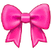 🎀 ribbon Emoji on Samsung Platform