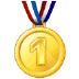 🥇 1st place medal Emoji on Samsung Platform