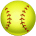 🥎 softball Emoji on Samsung Platform