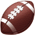 🏈 american football Emoji on Samsung Platform