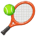 🎾 tennis Emoji on Samsung Platform