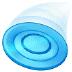 🥏 flying disc Emoji on Samsung Platform