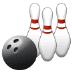 🎳 bowling Emoji on Samsung Platform