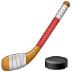 🏒 ice hockey Emoji on Samsung Platform