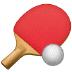 🏓 ping pong Emoji on Samsung Platform