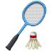 🏸 badminton Emoji on Samsung Platform