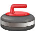 🥌 curling stone Emoji on Samsung Platform