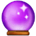 🔮 crystal ball Emoji on Samsung Platform