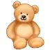 🧸 teddy bear Emoji on Samsung Platform