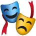 🎭 performing arts Emoji on Samsung Platform
