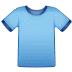 👕 t-shirt Emoji on Samsung Platform