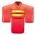 👘 kimono Emoji on Samsung Platform
